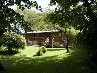 Rural Retreat Log Cabin