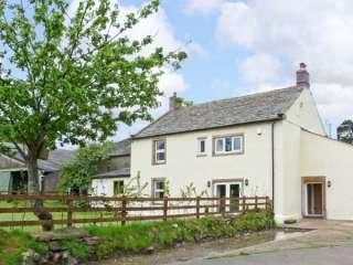 Chimney Gill Farmhouse near the Lake District