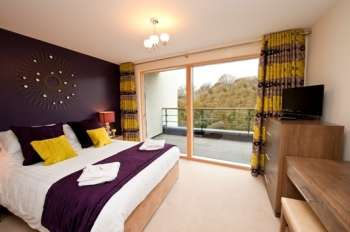 The Sands Sea Front Apartments Scarborough Yorkshire