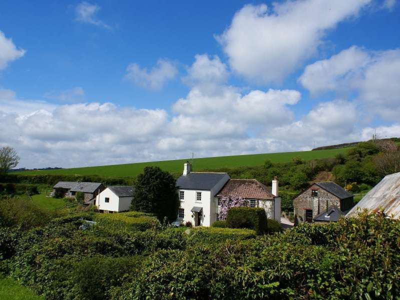 Dittiscombe Holiday Cottages And Gardens Near Dartmouth