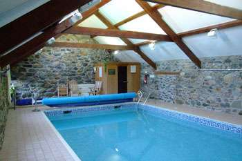 Gwynfryn farm cottages with indoor pool pwllheli gwynedd snowdonia wales Red house hotel swimming pool