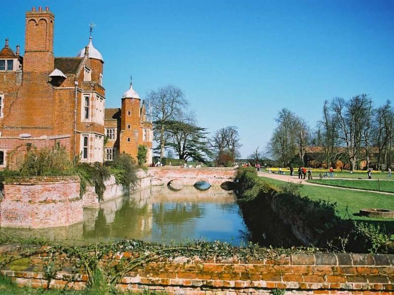Romney Cottage Cavendish Suffolk Suffolk England