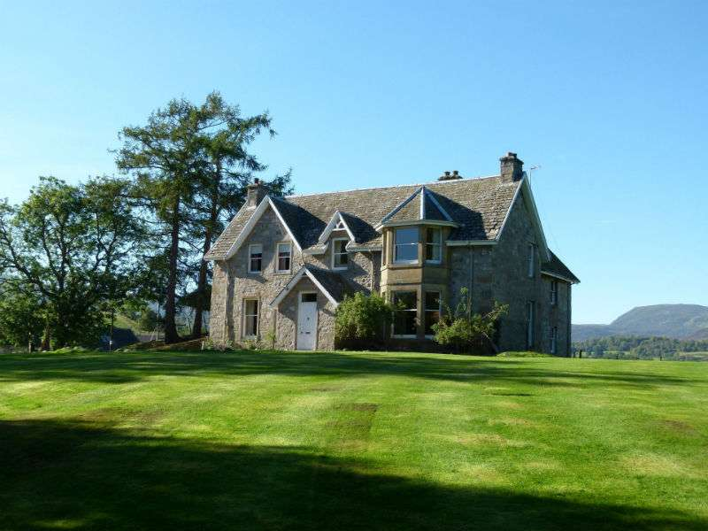 big farm house nuide country house newtonmore inverness shire 10722