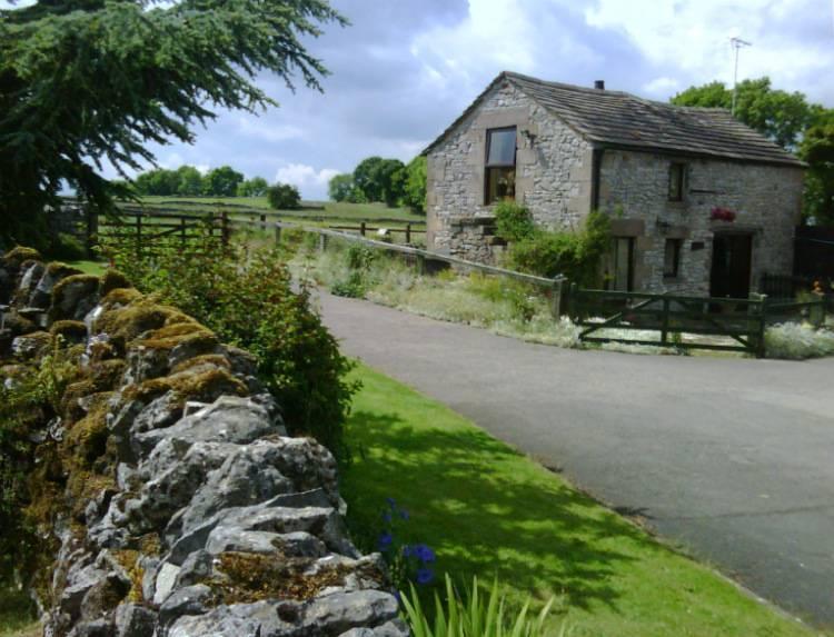Old Coach House Aldwark Derbyshire Midlands England