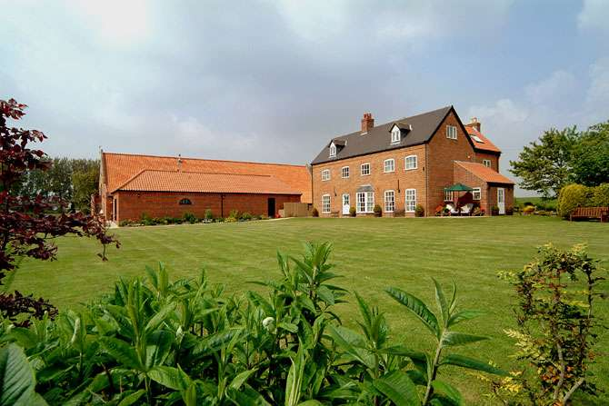 Lower Wood Farm Country Cottages Great Yarmouth Norfolk