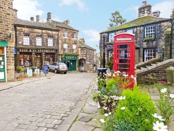 Old Forge Romantic Cottage Haworth Yorkshire Yorkshire