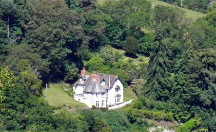 Secluded house porlock to rent for holidays