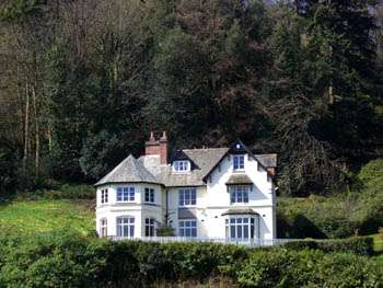 Large house for holidays Porlock Devon