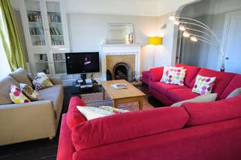 More space to relax at The Cleeve, Porlock.