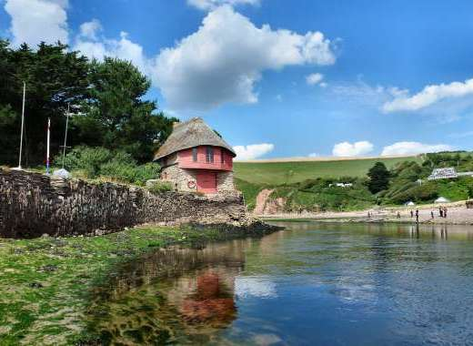 Bantham and Bigbury, beaches and views in South Devon