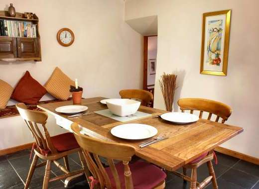 Family friendly cottages at Dittiscombe, South Devon