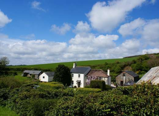Dittiscombe Holiday Cottages, dog-friendly cottages, open all year round, South Devon