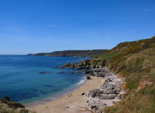 Beaches, coves and estuaries of South Devon