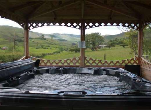 All Weather Hot Tub