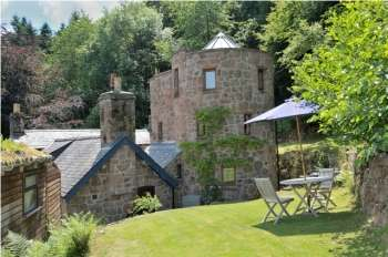 The Dovecote, Wye Valley, Wales