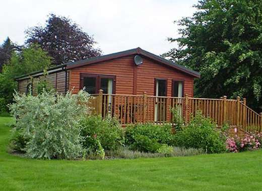 log cabin holiday Builth Wells, powys, wales