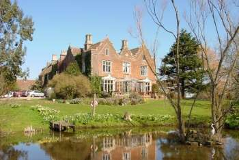luxury large group self catering Somerset
