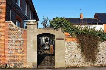self catering cottage Wallingford Oxfordshire