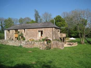 self catering barn conversion Devon