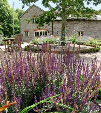 luxury self catering Herefordshire