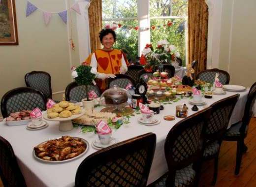 Mad Hatter's Tea Party at Ravensprings
