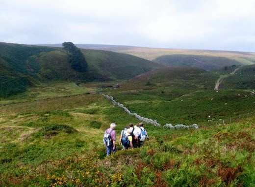 Exmoor: a walkers' paradise