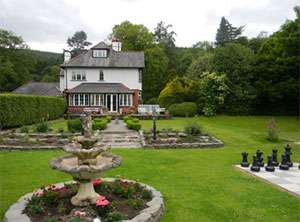 large country house to rent Denbighshire Wales