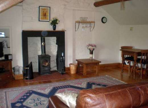 Yorkshire cottages near Whitby with wood burner