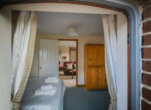 Character Cottages, The Tallet Bedroom 1