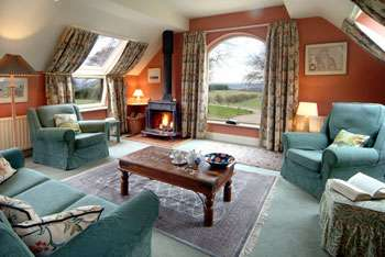 luxury 5 star cottages Northumberland