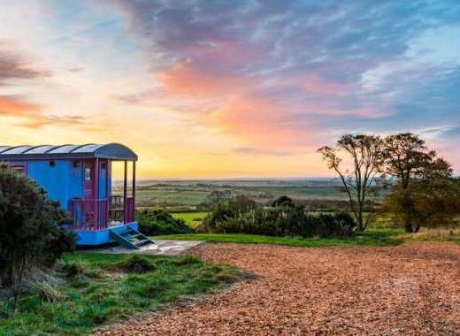 Luxury Self Catering on a glorious Northumbrian farm