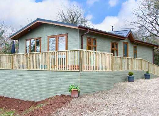 The Maples Family Lodge, Narberth, South Wales