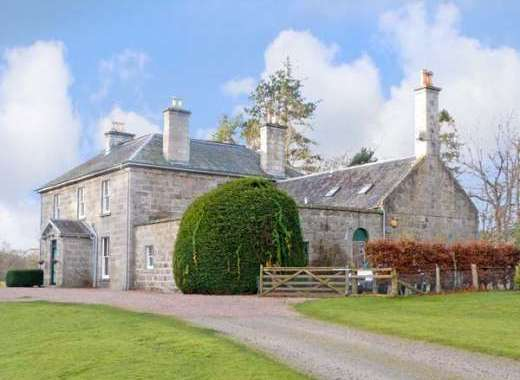 Inverallan Country House, Scottish Highlands