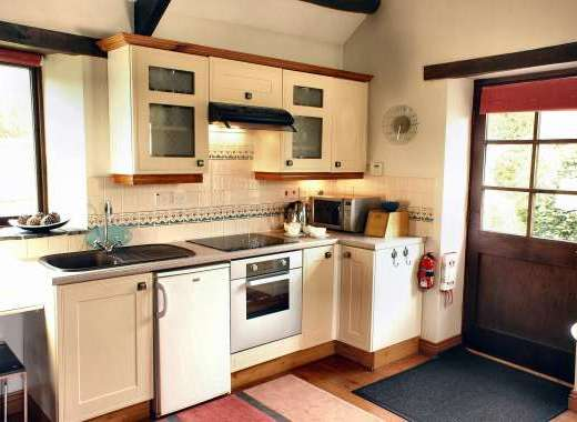 Four star holiday cottage for two people in South Devon