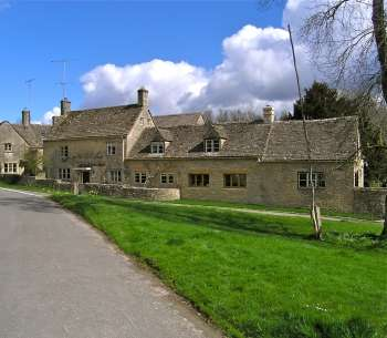 luxury self-catering cottage cotswolds