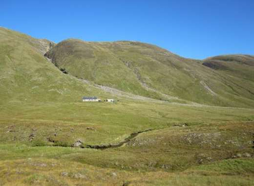 Self-catering Estate Lodge in a remote setting