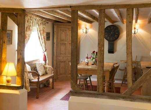 Self-catering cottage in Suffolk