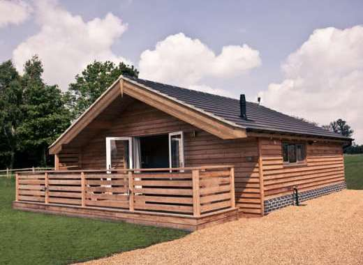 Badger Set Luxury Lodge