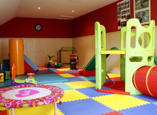 Tumble Room - soft play for little people
