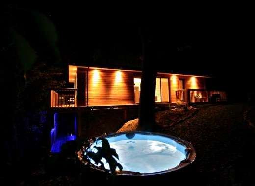 Hot Tub & Mood Lighting