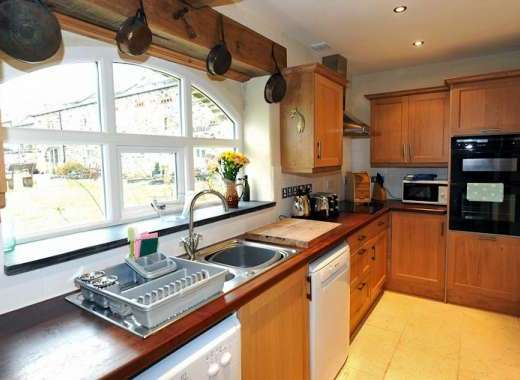 Holiday cottage with good kitchen to rent in Haverfordwest