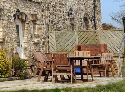 haverfordwest holiday cottage with BBQ