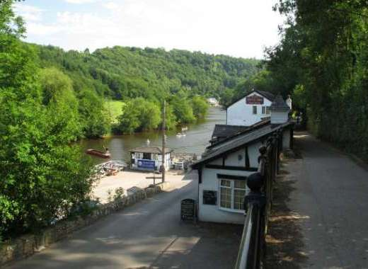 Enjoy riverside views with a stay at Holly Tree House