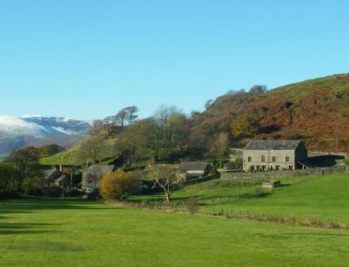 Pet-Friendly Bank End Cottages (Bank End Barn & Bank End Lodge) in the Lake District