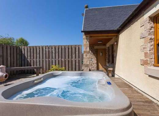 Rose Cottage Hot Tub