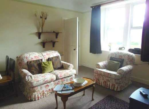 Lambing Field Cottage Lounge