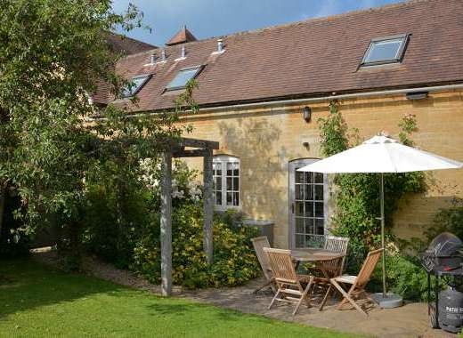 Saratoga - A Luxury Cotswold Cottage for Two