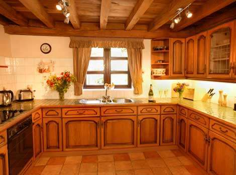 Waterfall Cottage Kitchen