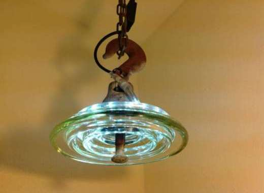 Upcycled light