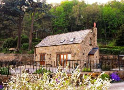 Two Owls Lodge near Matlock